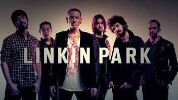 Music Linkin Park Band Music United States Hd Wallpaper Background Fine Art Print