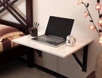 Super Oximus Wooden Wall Mounted Laptop Table For Study Laptop Foldable Recommended Wall Table For Laptop Portable Table Wall Folding Table Laptop Pabps2019 Chair Design Images Pabps2019Com