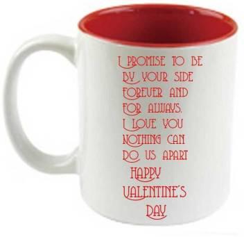 Juvixz Printed Happy Valentine S Day Quotes 01 Inside Red Ceramic Coffee Ceramic Mug Price In India Buy Juvixz Printed Happy Valentine S Day Quotes 01 Inside Red Ceramic Coffee Ceramic