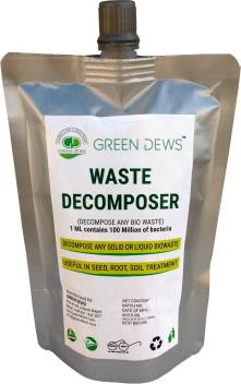 Green Dews Organic Waste Decomposer Decompose Any Biowaste Manure Price In India Buy Green Dews Organic Waste Decomposer Decompose Any Biowaste Manure Online At Flipkart Com