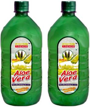 Herbal Trends Aloe Vera Drinking Gel (Juice) - 30days Fresh Guaranteed-  Fibre Rich- Direct From Cultivator & Manufacturer of Aloe Vera Price in  India - Buy Herbal Trends Aloe Vera Drinking Gel (