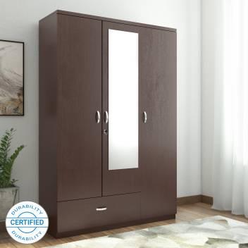 Hometown Utsav Engineered Wood 3 Door