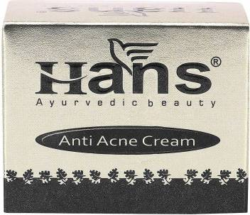 Hans Anti Acne Cream 15g Pack Of 5 Price In India Buy Hans Anti Acne Cream 15g Pack Of 5 Online At Flipkart Com