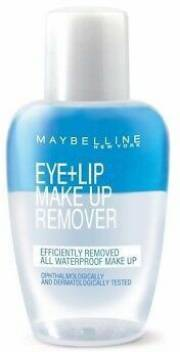 Maybelline New York Eye Lip Make Up Remover Makeup Remover Price In India Buy Maybelline New York Eye Lip Make Up Remover Makeup Remover Online In India Reviews Ratings Features