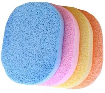 Beautyqua Professional 4 Pcs Soft Facial Cleansing Sponge Face Makeup Wash Pad Cleaning Sponge Puff Exfoliator Scrub Price In India Buy Beautyqua Professional 4 Pcs Soft Facial Cleansing Sponge Face Makeup