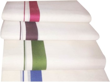 Free Shipping Free Size Indian Men/'s Cotton Dhoti Traditional Wear White Color