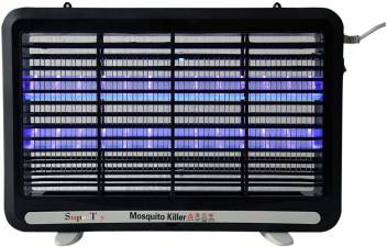 SuperToy Electric Bug Zapper Insect Killer Machine - 24W UV Tube Electric  Insect Killer