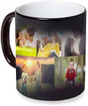 08c73e06285 Personalized Masters 10 PHOTO CUSTOMISED COLOUR CHANGING MAGIC MUG SURPRISE  GIFT Ceramic Mug