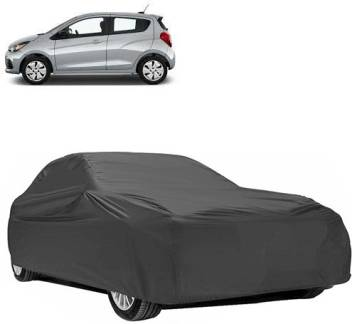 A Rain Proof Car Cover For Chevrolet Spark Without Mirror Pockets Price In India Buy A Rain Proof Car Cover For Chevrolet Spark Without Mirror Pockets Online At Flipkart Com