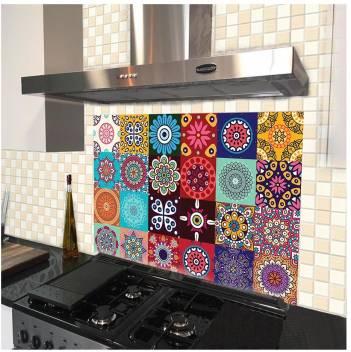 100yellow Medium Kitchen Wall Tiles Stickers Sticker Price In India Buy 100yellow Medium Kitchen Wall Tiles Stickers Sticker Online At Flipkart Com