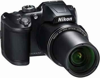 Nikon Coolpix B500 16MP Point and Shoot Digital Camera