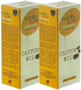 Nature Sure Pure Castor Oil 220ml Ricinus Communis 100 Pure Quality Price In India Buy Nature Sure Pure Castor Oil 220ml Ricinus Communis 100 Pure Quality Online At Flipkart Com