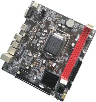 DIXI FOXIN H61 Motherboard - DIXI : Flipkart com