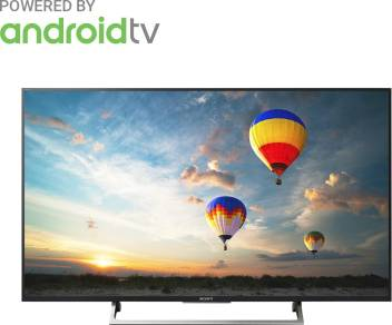 Sony 123 2cm (49 inch) Ultra HD (4K) LED Smart Android TV