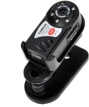 HD 1080P Mini Camera Camcorder with Motion Sensor Audio Recorder IR Night Vision