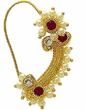 Girlz Alloy Nose Ring Price In India Buy Girlz Alloy Nose Ring
