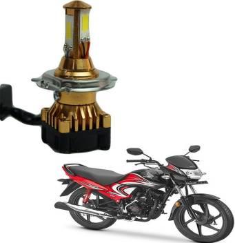 Rwt Led Headlight For Honda Dream Yuga Price In India Buy Rwt Led Headlight For Honda Dream Yuga Online At Flipkart Com