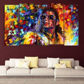 Kyara Arts Beautiful Modern Art Wall Paintings In Multiple Frames For Living Room Bedroom Wooden Framed Painting 50 Inch X 30 Inch Digital Reprint 30 Inch X 50 Inch Painting Price In
