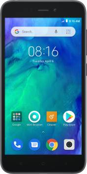 Redmi Go (Black, 8 GB)
