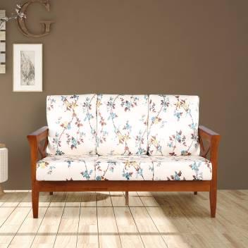 Hometown Aldrich Fabric 3 Seater Sofa