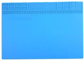 ESD Anti-static Heat-resistant Desk Mat Maintenance Platform Insulator Pad for P