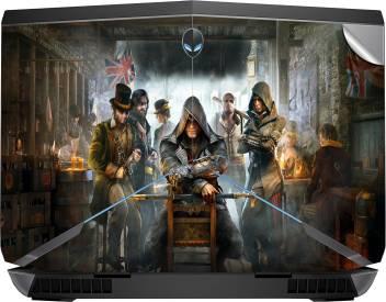Gadgets Wrap Gwsb 226 Printed Assassins Creed Syndicate Jacob Band