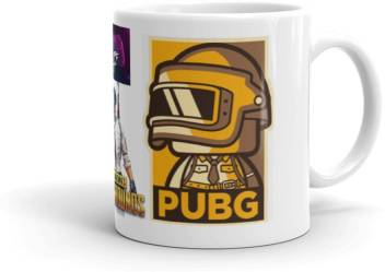 The Nk Store You Are Player Pubg Printed Coffee And Tea