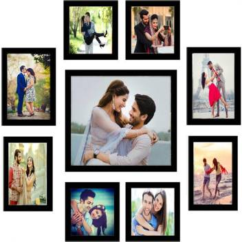 Kick Photo Frames For Family , Friends , Couples , Wall Decor , Birthday  Gifts , Bedroom , Baby , Anniversary , And Big Designer Wood Photo Frame  Price in India -