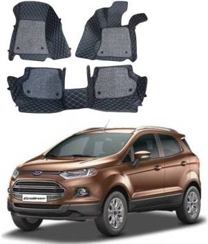 Coozo Leatherite 7d Mat For Ford Ecosport Price In India Buy Coozo Leatherite 7d Mat For Ford Ecosport Online At Flipkart Com