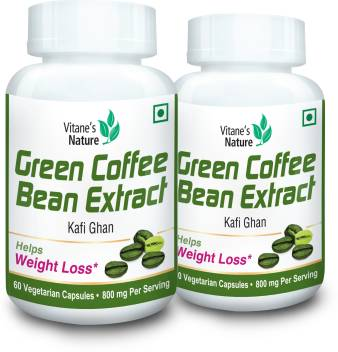 Vitane Green Coffee Bean Extract Helps Weight Loss 12 No