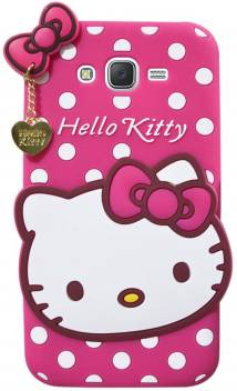 Addindia Back Cover For 3d Hello Kitty Back Cover For Samsung Galaxy J2 Prime Pink Soft Silicon Cover Addindia Flipkart Com