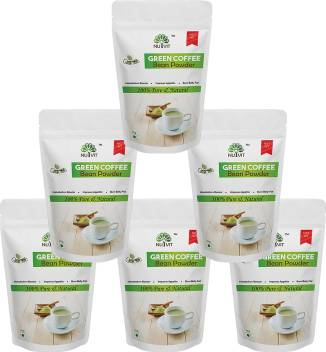 Nutvit Organic Green Coffee Beans Powder For Weight Loss Instant