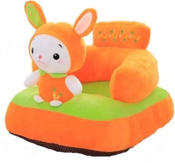 Avs Rabbit Shape Soft Plush Cushion Baby Sofa Seat Or Rocking