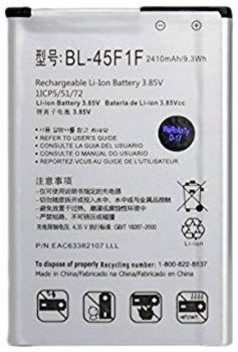 for LG Fortune M153 Replacement Battery BL-45F1F