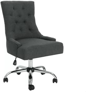 Lakdi Comfortable High Back Swivel Metal Base Home Office Desk Lounge Chair Fabric Office Executive Chair Price In India Buy Lakdi Comfortable High Back Swivel Metal Base Home Office Desk Lounge