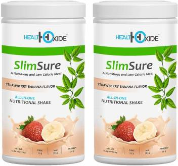 Healthoxide Slimsure Weight Loss Powder With Garcinia Cambogia L