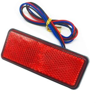 HANEU LACK//RED LED SINGLE LENS MOTORBIKE//MOTORCYCLE REAR//TAIL /& BRAKE//STOP LIGHT UNIT