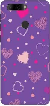 Chungroo Back Cover for Lenovo K9 Note (Soft Designer Mobile Phone