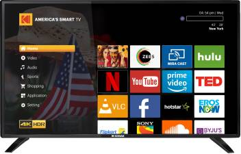 Kodak XPRO 124cm (49 inch) Full HD LED Smart TV