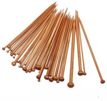carbonized bamboo knitting needles set zahuu original imafcnvhzjhepzzr