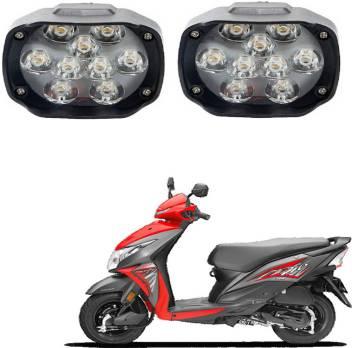 Nrs Led Fog Light For Honda Dream Yuga Price In India Buy Nrs Led Fog Light For Honda Dream Yuga Online At Flipkart Com