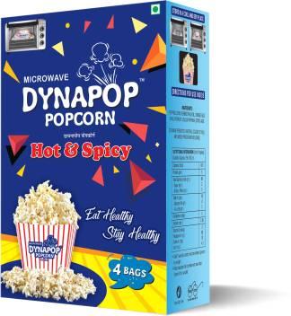 Dynapop Microwave Popcorn Hot Y