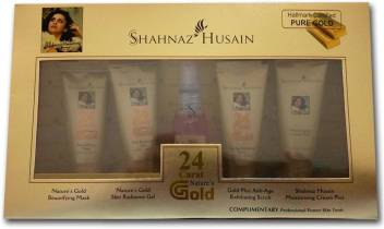 Shahnaz Husain Shahnaz_Husain 24 Carat Gold Kit 40 g (Set of 5) 40 ml