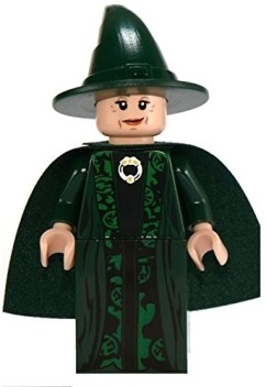 Lego WIZARD HAT Minifig Accessory Castle Witch Harry Potter Black