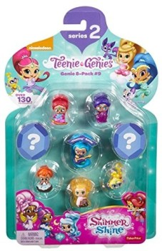Fisher Price Shimmer /& Shine Sweetie Genies