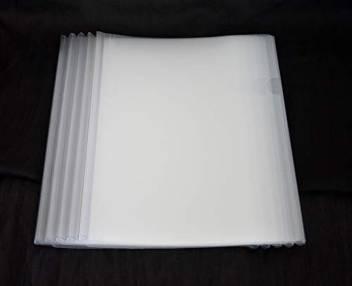 transparent strip file folder binder strip presentation sliding original imafg8nhfs23twzh