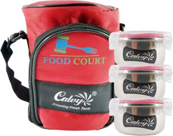 Food Court Stainless Steel Lunch Box