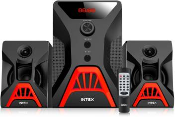 Buy Intex 2 1 Xv Rock Sufb 55 W Bluetooth Home Theatre Online From Flipkart Com