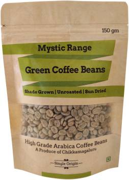 Mystic Range Green Coffee Beans For Weight Loss Instant Coffee