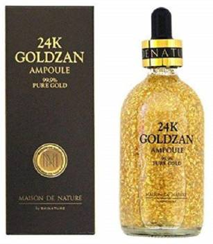 24k Goldzan Ampoule Gold Face Serum